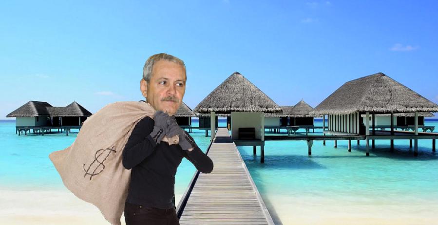 Odatăcu sosirea lui Dragnea, în Maldive a fost declanșatăalerta de furnami!