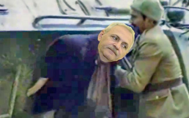 Liviule, vezi că TAB-ul lui Ceaușescu are ITP-ul expirat. Nu vrei să dai o tură?