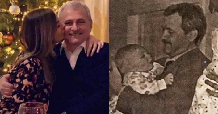 20 Years Challenge: Dragnea și Irina au postat o poză cu ei acum 20 de ani!