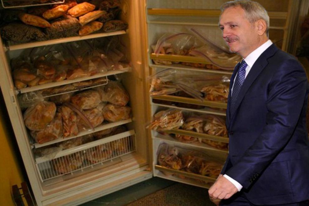 """Se scumpește carnea, dar pe Dragnea nu îl afectează: """"Am frigiderul plin din timpul protestelor"""""""