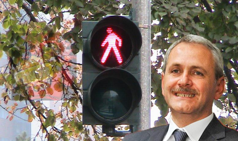 Modificare de ultimă oră în Codul Rutier: politicienii au voie să treacă pe culoarea roșie!