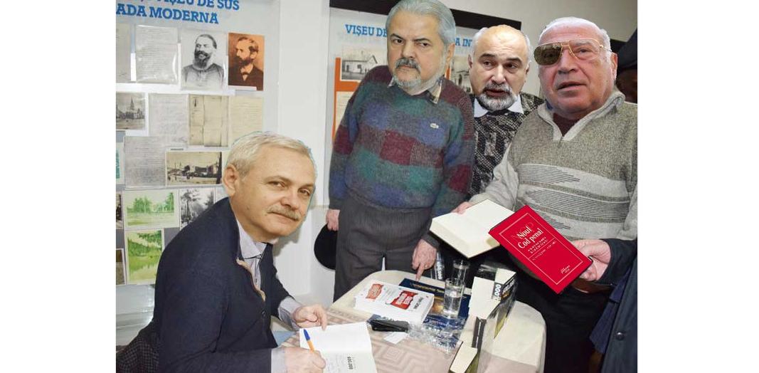 """Condamnatul Liviu Dragnea și-a lansat ultima carte: """"Codul Penal fără infracțiuni"""""""