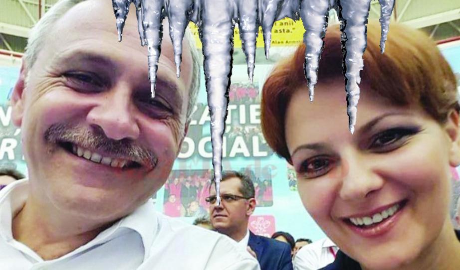 """Alertă ANM: """"Cod roșu de îngheț: Dragnea și Olguța nu se mai opresc din mințit!"""""""