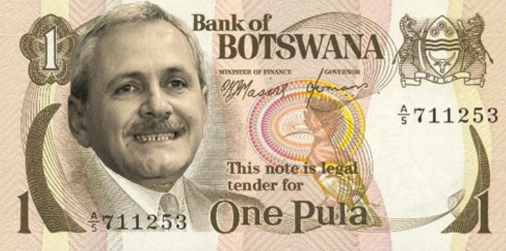 """1 euro = 4,7 lei. Dragnea: """"Ne pregătim să îmbrățișăm moneda din Botswana!"""""""