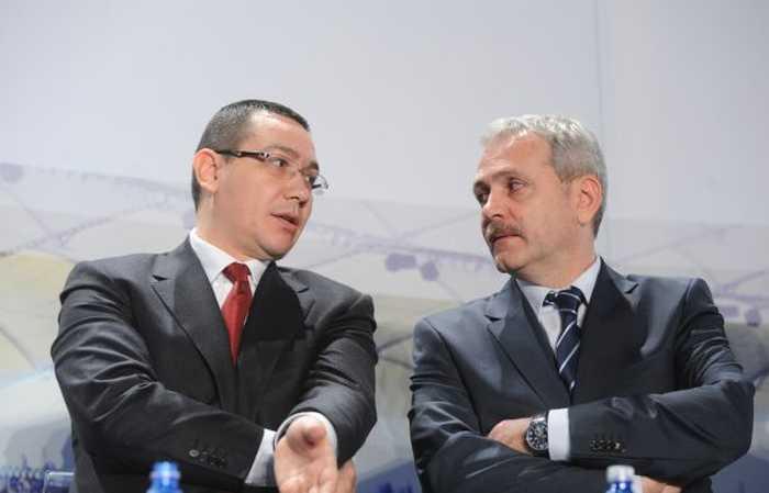 """Ponta, atac dur la Dragnea: """"Nu mai ai loc să iei o m_ie pe internet, le ia el pe toate!"""""""