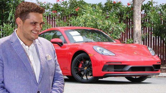 Încă un succes al justiției: fiul lui Dragnea şi-a luat Porsche!
