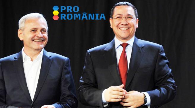 PSD în corzi: Liviu Dragnea a trecut la Pro România!