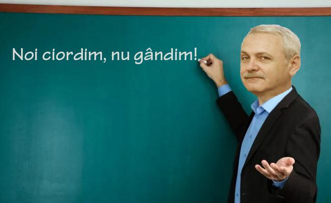 """Mesajul profesorului Dragnea la Școala de Vară a PSD: """"Omul cât trăiește învață. Să fure!"""""""