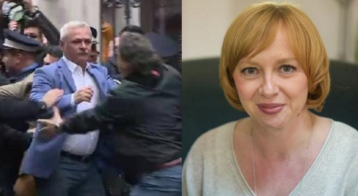 Când Dragnea e păzit de interlopi și o jurnalistăde investigații e amenințatăcu moartea, înseamna căe groasă