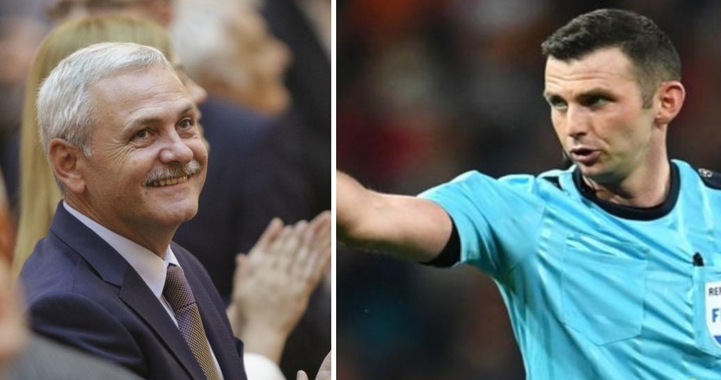 Arbitrul meciului Real Madrid - Juventus a primit titlul de președinte de onoare al PSD!