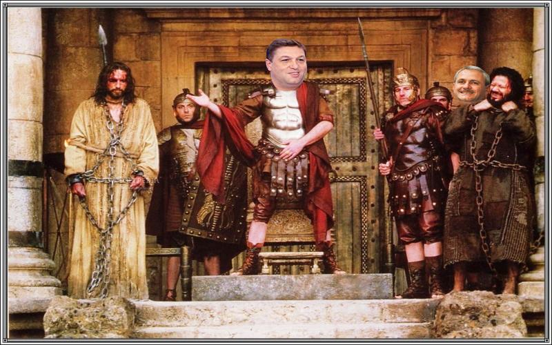 """PSD pregătește o ordonanță pentru grațierea lui Barabas și a lui Dragnea. """"Așa a votat poporul"""""""