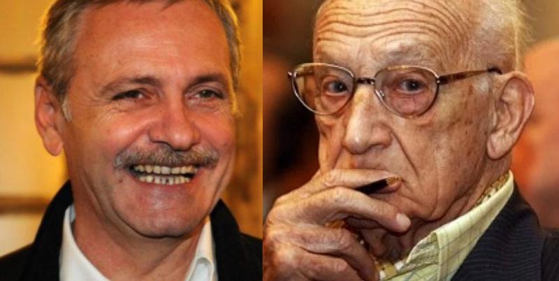 """Dragnea: """"O să mă duc personal să-l conving pe Neagu Djuvara să voteze cu PSD!"""""""