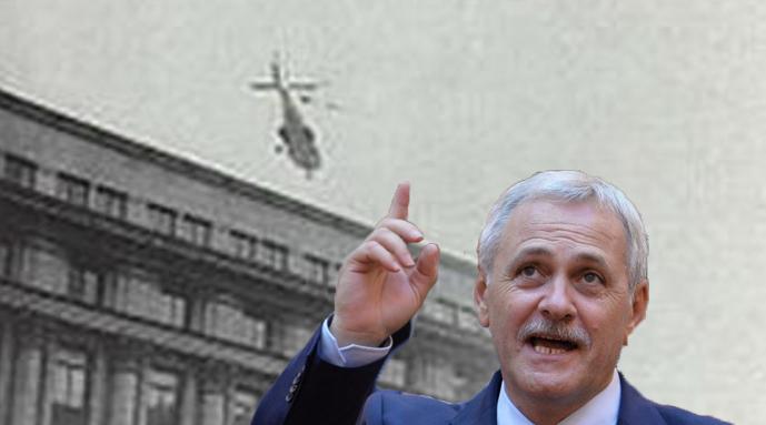 S-a aflat de ce a amânat Dragnea marele miting: încă nu și-a cumpărat elicopter!