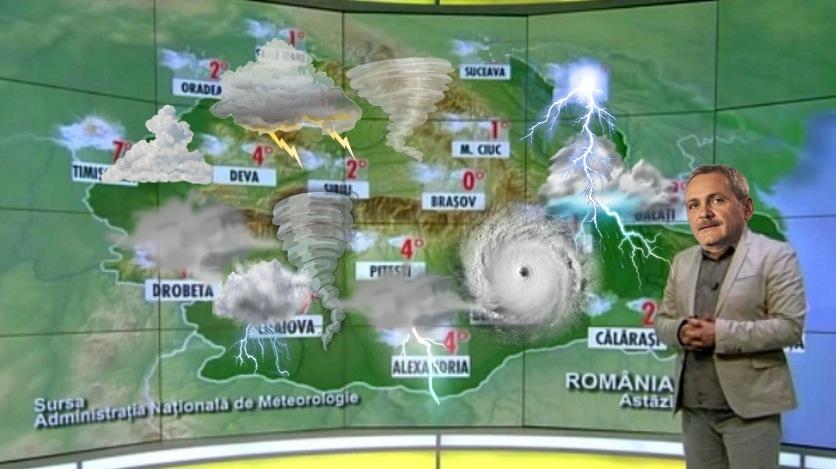 Furtuni în toată țara: vântul va bate în rafale prin buzunarele românilor!