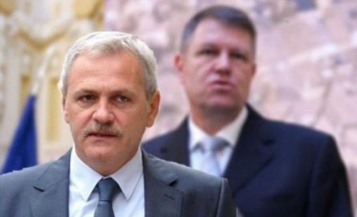 """Dragnea: """"În semn de mulțumire, îl vom lăsa pe Iohannis să-și scrie singur demisia!"""""""