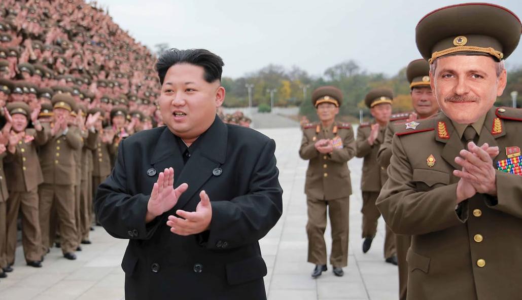 Alertă! Coreea de Nord a anexat județul Teleorman!