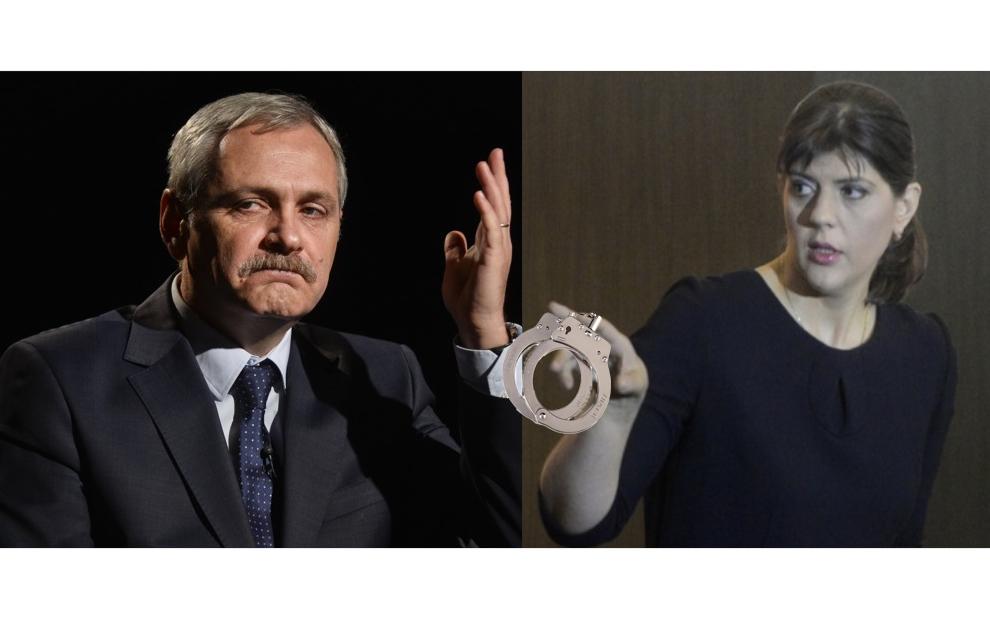 Țeapă, Liviule: Kovesi va controla DNA-ul de la Parchetul General! Tot la bulău ajungi!