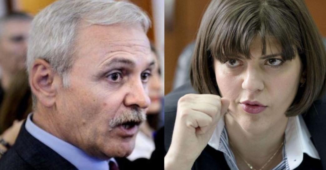 Cod maro pe chiloții lui Dragnea: se întoarce Codruța!
