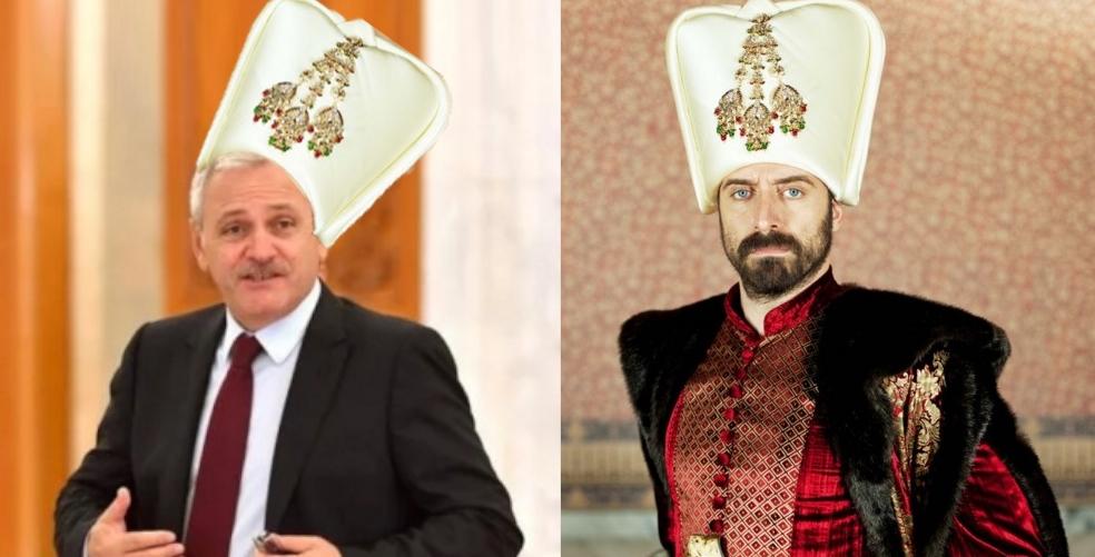 """Dragnea: """"Suleiman Magnificul va fi ministru al Apărării în viitorul guvern!"""""""