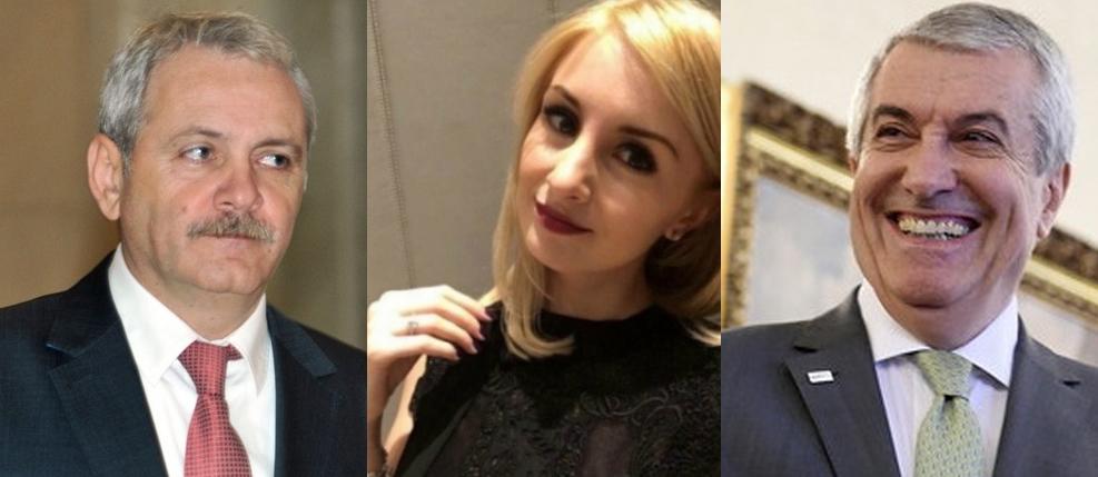 Tensiuni în coaliție: Tăriceanu a cerut-o de nevastă pe gagica lui Dragnea!