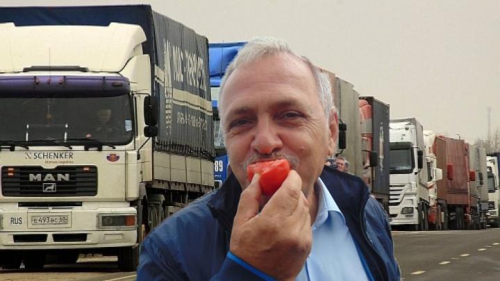 Cine să mai cultive legume în România, țărane? Că toți românii au plecat ca să scape de voi