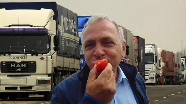 Roșiile importate din UE au gust de M…PSD!