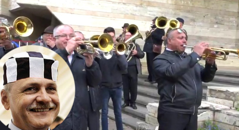 Dragnea va fi dus la Rahova cu fanfara de la Iași!