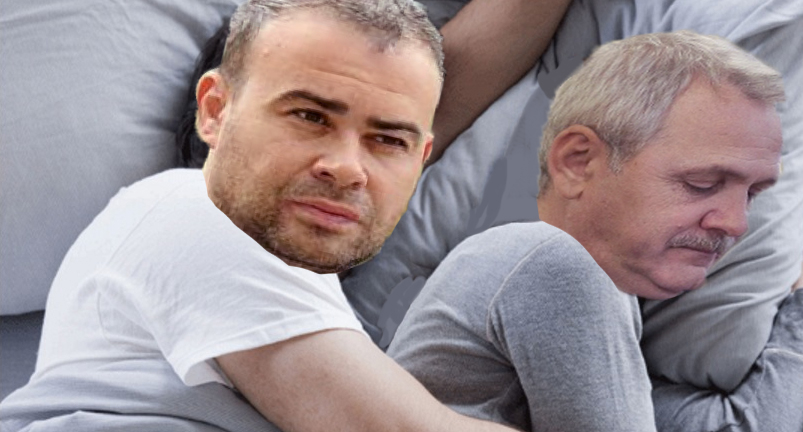Dragnea doarme la noapte cu Vâlcov în pat, să se obișnuiască!