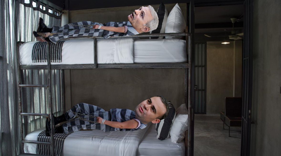 Statul paralel e când Dragnea stă în patul de sus și Vâlcov în patul de jos!