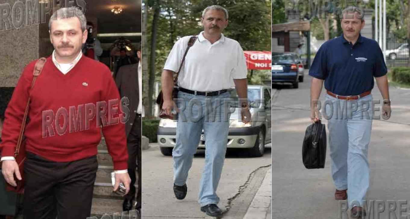 Țărănetele Liviu Dragnea acum 10 ani, pe vremea când venea la București în remorcă!