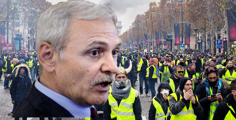 Zilele astea se vor da amnistia și grațierea. Cum vi se pare vremea de afară? Chemăm și niște francezi?