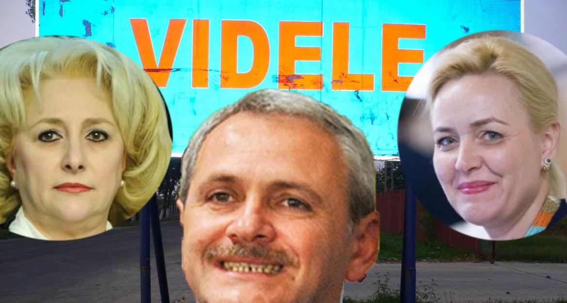 Dragnea mută capitala țării la Videle, ca să oprească exodul creierelor spre București!