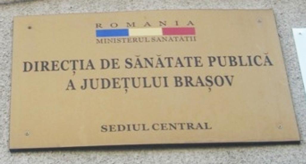 Jumătate din angajații DSP Braşov au intrat în concediu medical de frica coronavirusului. N-ar fi normal să-i aducă armata la muncă?