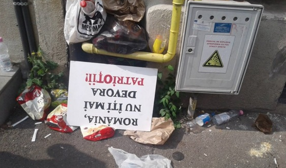 LaÎCCJ, după ce au trecut susținătorii lui Dragnea. Exact așa arată și România după 2 anide guvernare PSD!