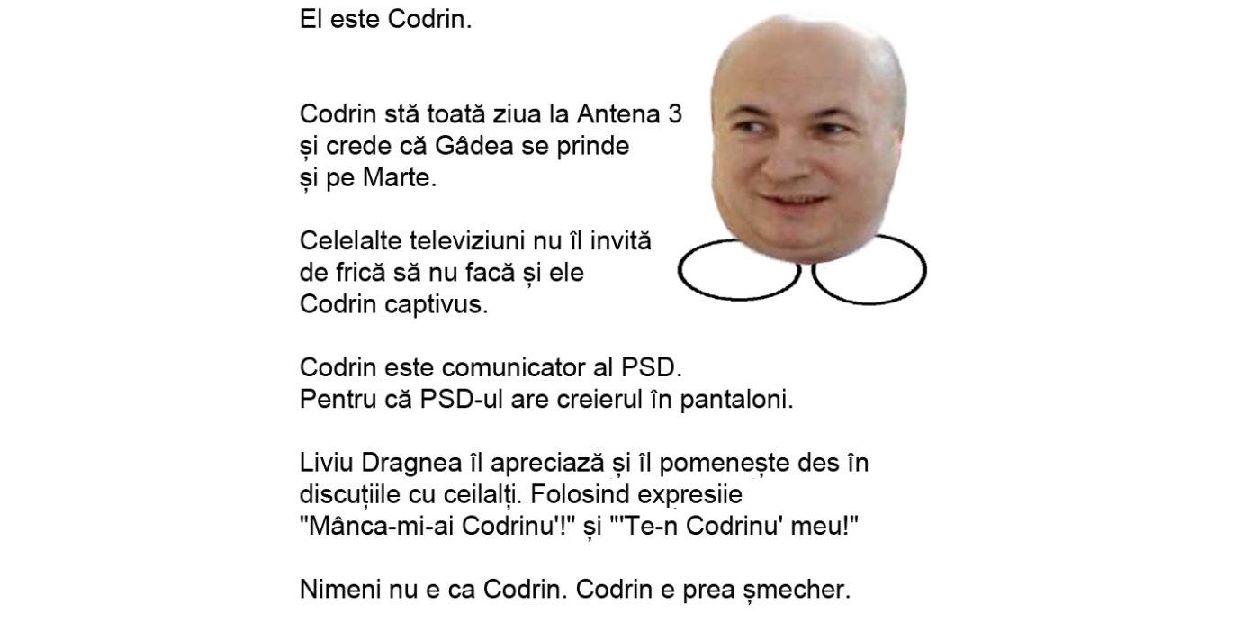 El este Codrin