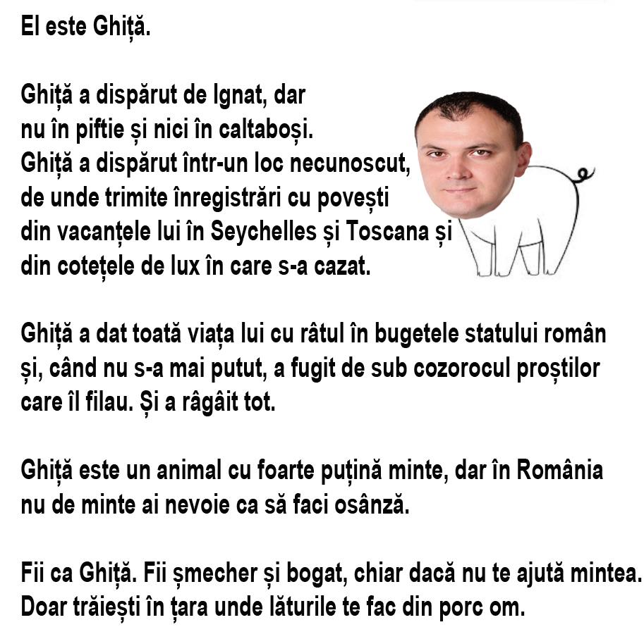 El este Ghiță