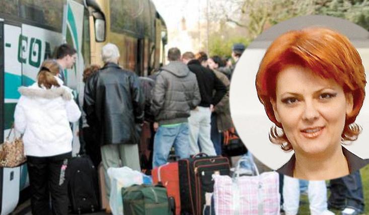 În fiecare oră, 9 români pleacă din țară. Ca să se laude prin străini că PSD-ul a crescut salariile!