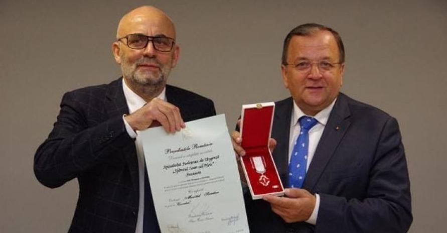 2 eroi care au adus Suceava la nivelul Italiei: managerul Spitalului Județean şi preşedintele Consiliului Județean.Vrednici este!