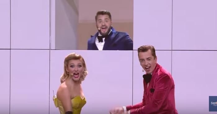 Să ne unim repede cu Moldova, ca să avem și noi melodie la Eurovision de Centenar!