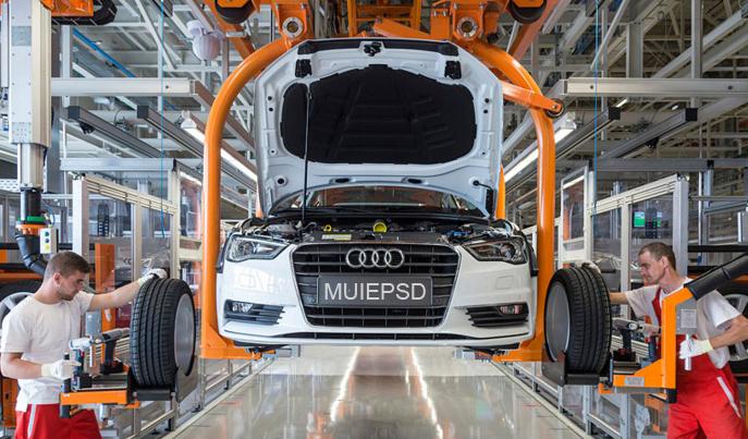 Audi va produce un model special pentru românii din străinătate: Audi M…PSD!