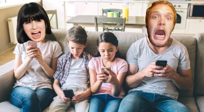 În timpul căderii Facebook-ului, milioane de români au descoperit că au familie!