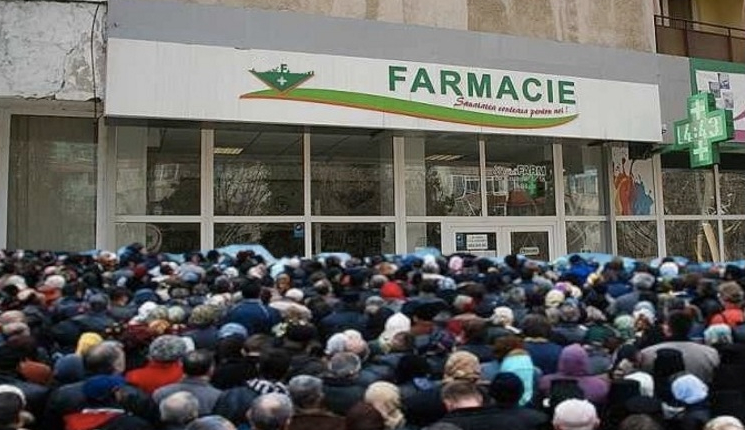 """Sărbătoarea continuă în farmaciile din toată țara: """"Veniți de luați dicarbocalm!"""""""