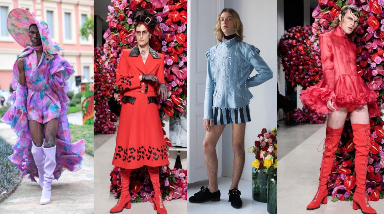 Fashion bărbătesc: colecția de vară pentru mers la sapă și la cârciumă