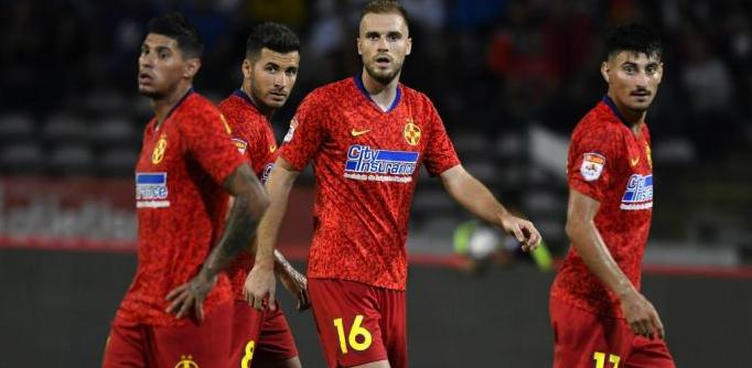 În sfârşit, s-au lămurit lucrurile: după cum joacă, FCSB nu e Steaua. FCSB e Academica Clinceni!