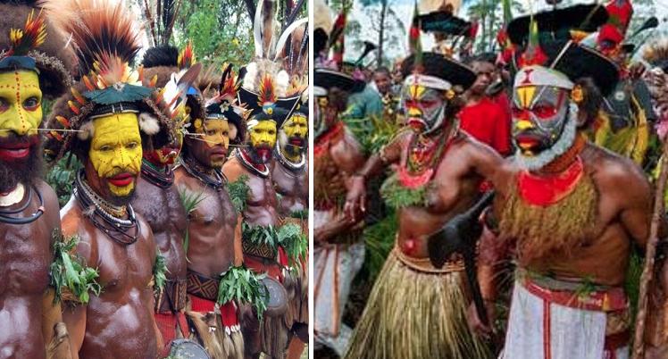 Şoc în Papua Noua Guinee: două triburi au pornit un adevărat război după ce s-au insultat reciproc numindu-se fecesebei!