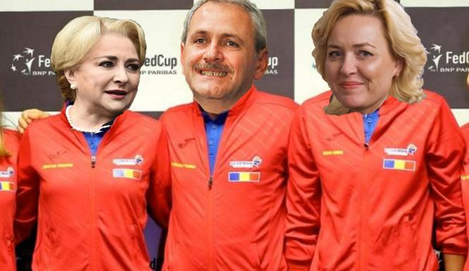 Victoria la Fed Cup, în pericol! Dragnea vrea să bage în echipă două talente uriașe din Videle!