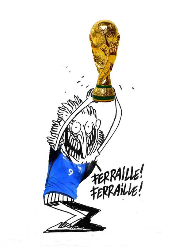 Ferraille!