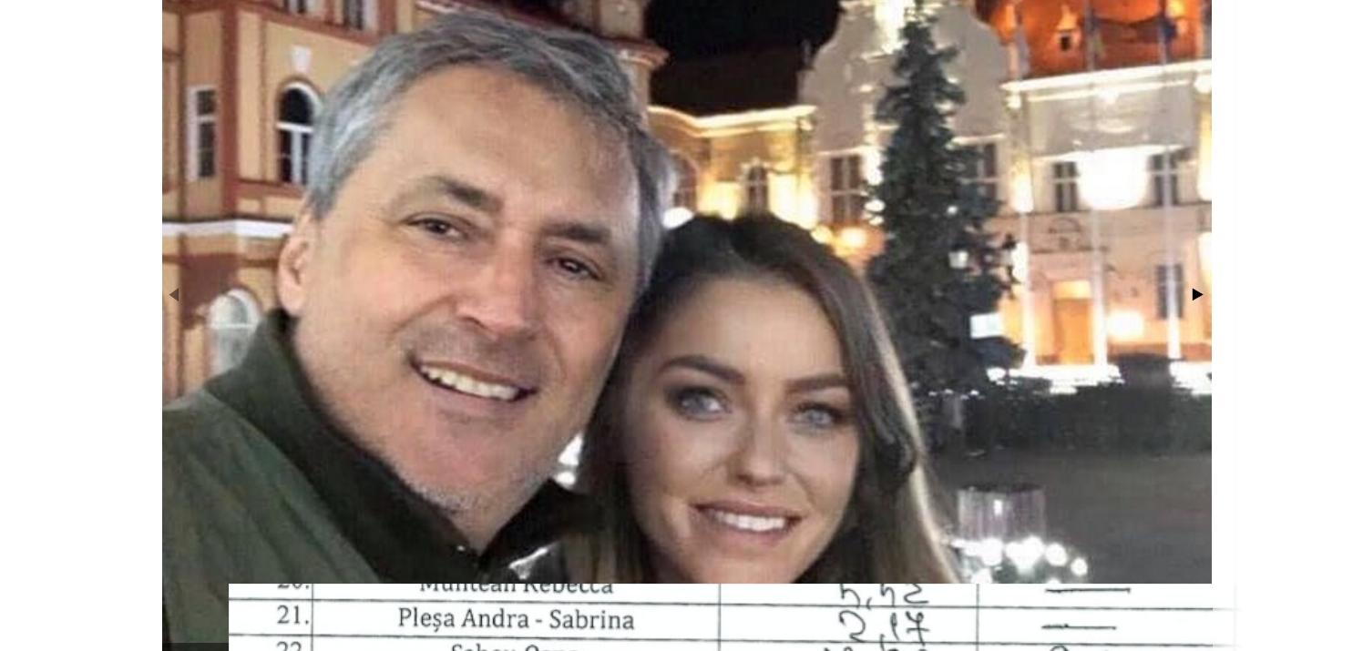 Fiica lui Vela a picat cu nota 2,17 examenul de notar stagiar!Spre norocul nostru, al poporului, că altfel nu mai lucra acum la stat!