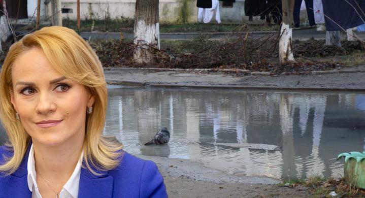 Fierea va inaugura azi Canalul Dunăre-Bucureşti: o baltă de la o țeavă spartă acum 2 ani pe Metalurgiei!