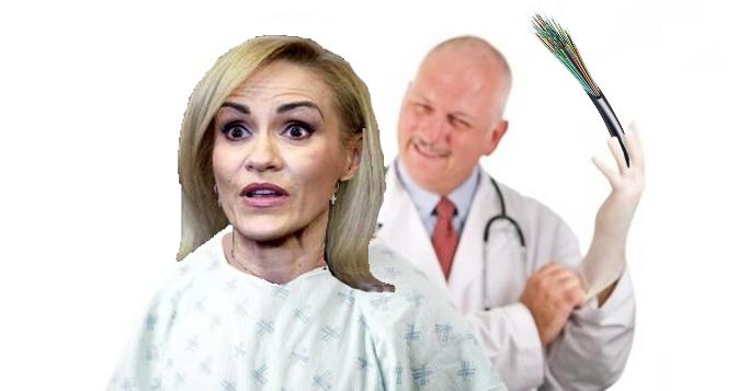 """Doctorul lui Firea: """"Operația a reușit! I-am scos sârma și i-am pus fibră optică!"""""""